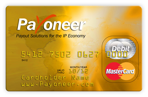 visa international prepaid debit card
