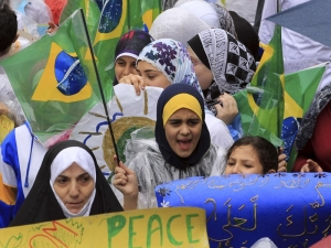 Brazil Protests Against Anti-Islamic Film